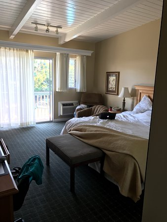 Best Western Plus Encina Lodge & Suites: Excellent Bed and Room