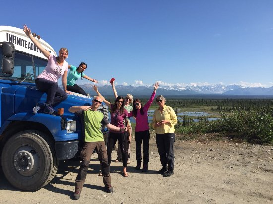 Infinite Adventures Day Tours Anchorage 2019 All You