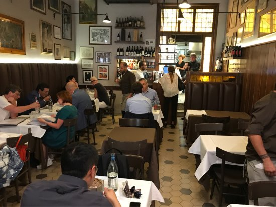 Da Armando al Pantheon: Go online & make reservations. They make some of the best food in Rome & only have 14 tables.