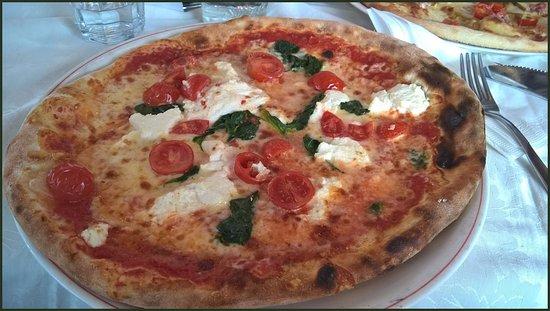 Cles, Italie : la pizza