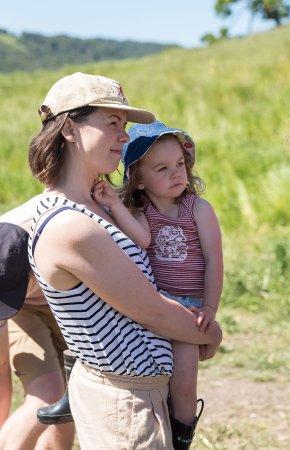 Petaluma, Kalifornia: farm tours are educational and fun