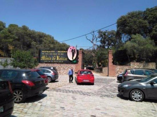 Montcada i Reixac, Hiszpania: Aparcamiento