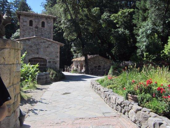 Castello di Amorosa: Absolutely beautiful