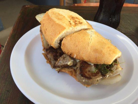 El Gaucho Argentino: Lomito Sandwich