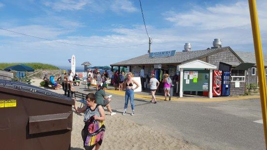 Τσάθαμ, Μασαχουσέτη: Chatham Pier and Fish Market