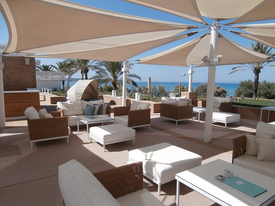 Chill Out Area chill out area. - picture of iberostar playa de palma, playa de