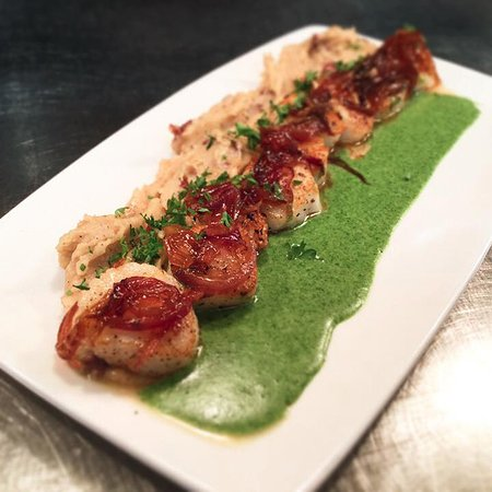 Fort Pierre, SD: A Sea Scallop Appetizer Feature!