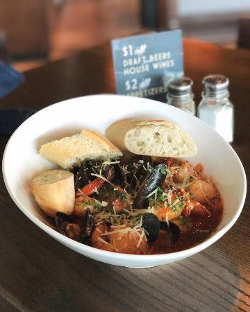 Fort Pierre, SD: Cioppino!