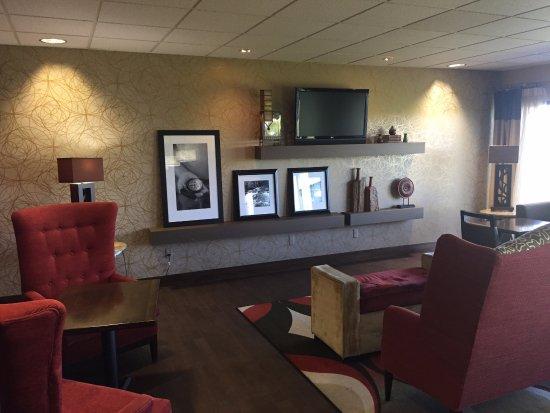 Walker, Мичиган: Lounge Area