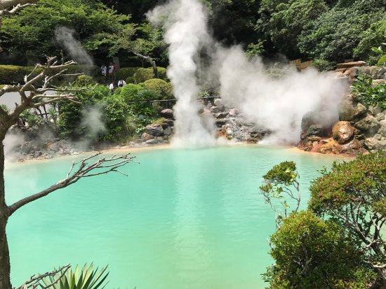 7 different hot springs, all worth a visit - Review of ...