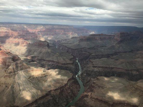 Tusayan, AZ: Inside the canyon