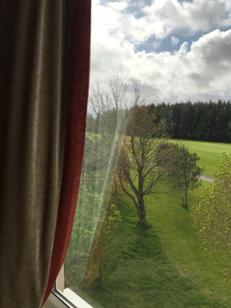 Newmarket-on-Fergus, Irland: Part of the presidential suite view