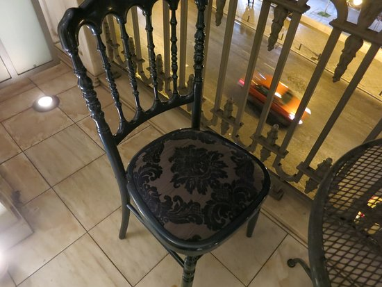 King George, A Luxury Collection Hotel: After Complaint The Second Chair  Arrived For The