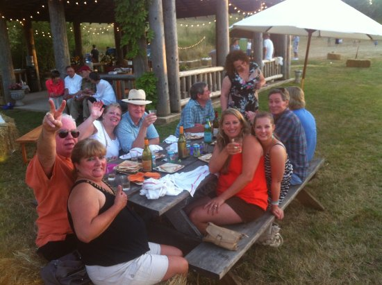 McMinnville, OR: Wine Cub Members at our Annual R. Stuart Summer Celebration