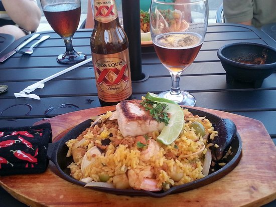 Ventnor City, NJ: Mexican paella 🥘
