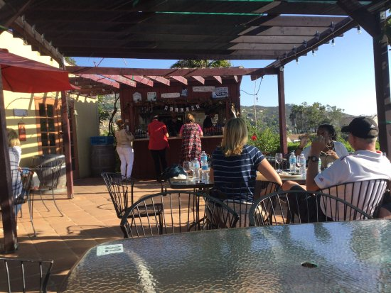 Escondido, CA: Kiosk Ordering