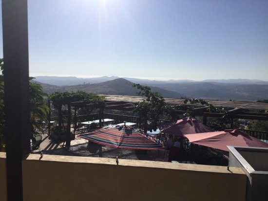 Escondido, CA: View Toward West