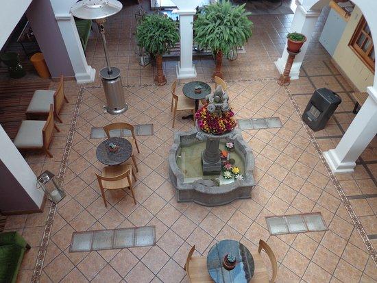 Anden Inca Hotel: Hall da recepção.