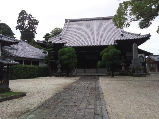 Ureshino, Japan: 本応寺本堂