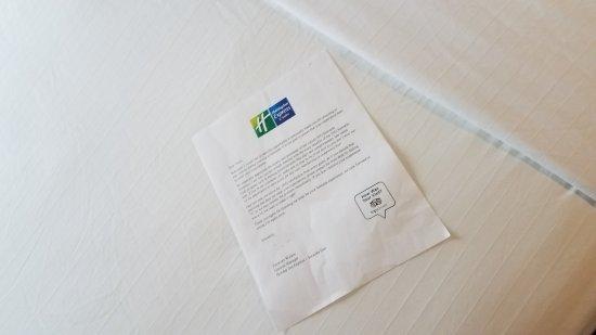 Holiday Inn Express Sarasota I-75: 20170701_150445_large.jpg
