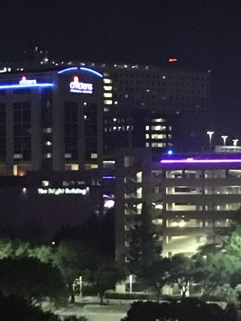 Dallas Marriott Suites Medical/Market Center: View from Rm 717