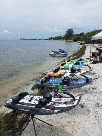 Holmes Beach, FL: Surf's Up Watersports FL