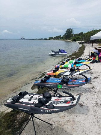 Holmes Beach, Floride : Surf's Up Watersports FL