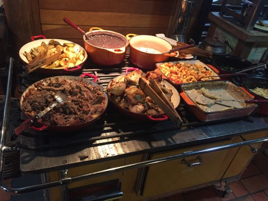 Excelente Restaurante Bêrga Motta