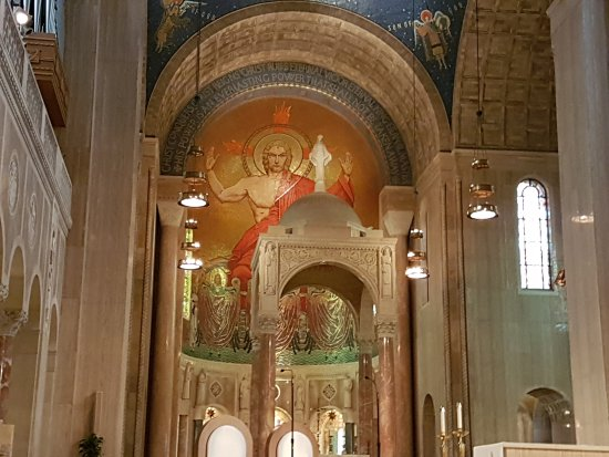 Basilica of the National Shrine of the Immaculate Conception: 20170718_135213_large.jpg