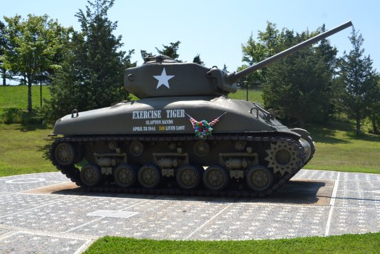 New Bedford, MA: A tribute to lost heroes of WWII