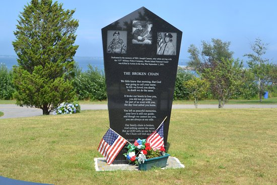 New Bedford, MA: Tribute to lost local hero
