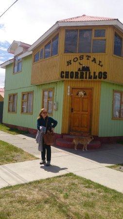 Hostal Chorrillos Foto