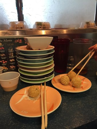 Lynnwood, WA: cheap sushi