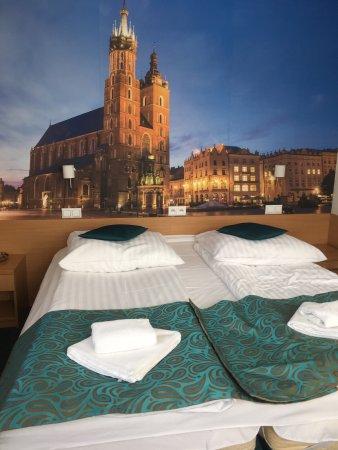 Pod Wawelem Hotel : Gran hotel