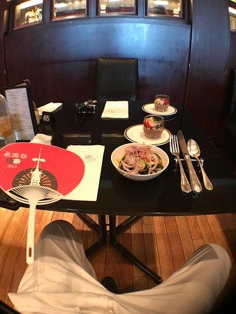 Hotel Granvia Kyoto: 祇園祭りを見てからのバイキング。 15:30から 75分。1人2.500¥。  かなりお得です。 サラダからハンバーガーまで取り揃えています。