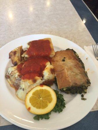 Time to Eat: Greek Sampler