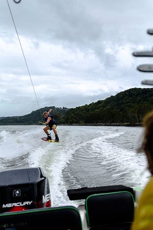 Gold Coast, Australia: Looking for some local thrills on the GC? Book a wake boarding experience with Coral.