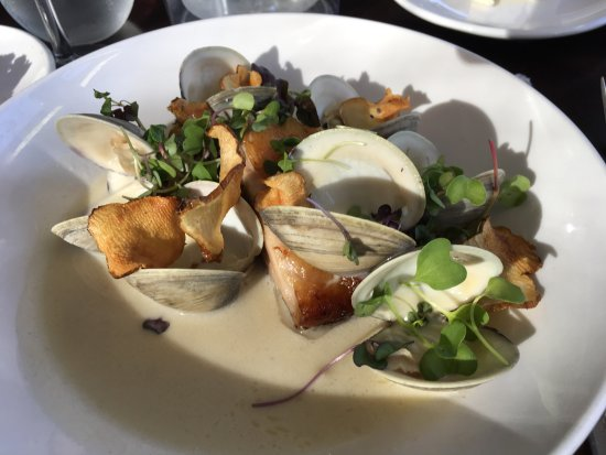 Ventnor City, NJ: Amazing New Jersey clam chowder