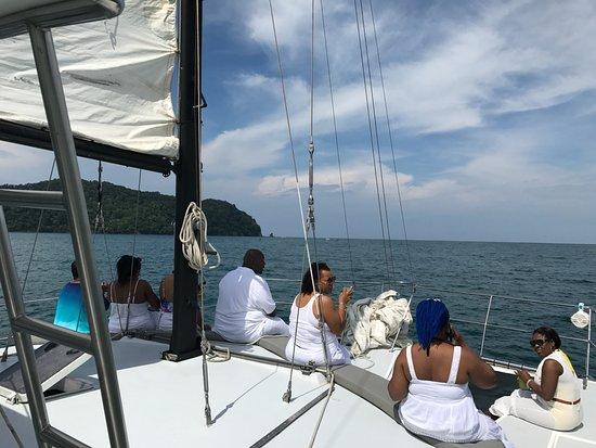 Herradura, Costa Rica: private family charter