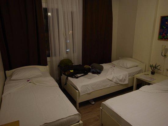 Urkmez Hotel: 客房內部
