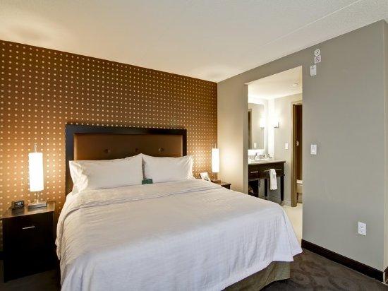 Ajax, Canadá: King Room