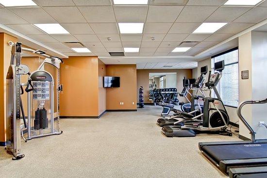 Ajax, Canadá: Fitness center