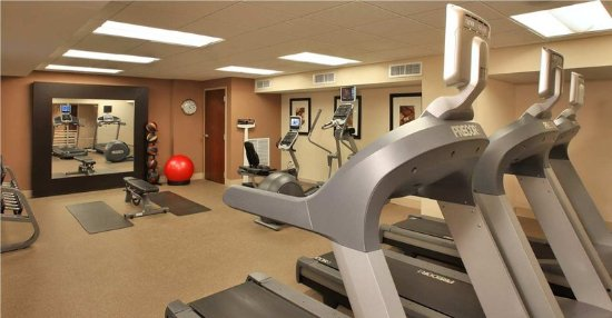 Silver Spring, MD: Fitness Center