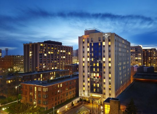 Silver Spring, MD: Hotel Exterior