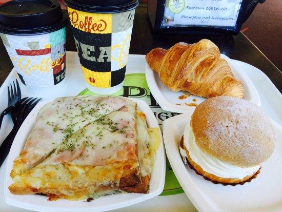 PB Boulangerie Bistro: 브런치