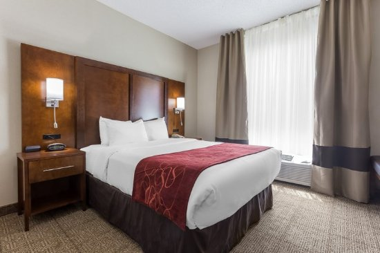 Salisbury, North Carolina: Guest room
