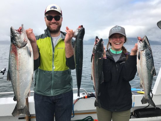 Picture of moore charters juneau tripadvisor for Juneau fishing charters