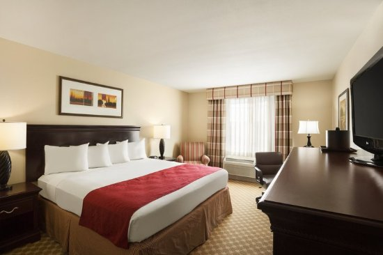 Lawrenceville, GA: Exec Standard King Room