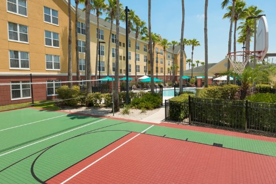Homewood Suites by Hilton Orlando - UCF Area: Sport Court