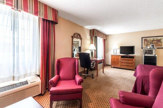 Ripley, Западная Вирджиния: King suite